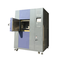 Fast changing temperature High Accuracy cooling programmable Shock Thermal chamber