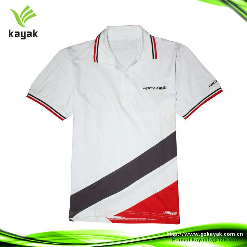 Custom Polo T Shirt Printing For Promotional Buy T Shirt Printing