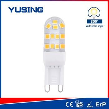 G9 Daylight Bulbs 4000k G9 Led Light Bulb Super Bright Led G9 Bulb ...