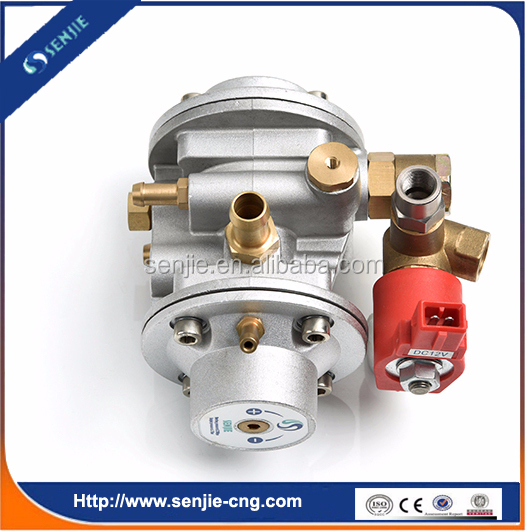BRC reducer cng pressure reducer to injection system