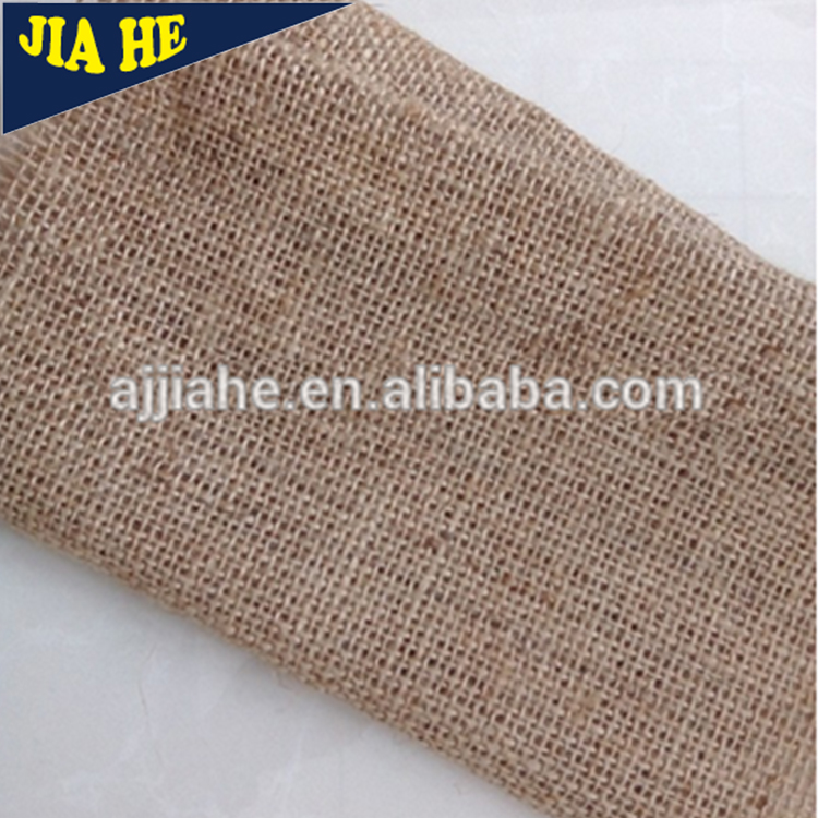 Jute Cloth Hessian Cloth Jute Fabric (JF-089)