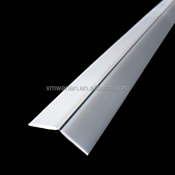 White Pvc Flexible Plastic Strip Buy Flexible Plastic
