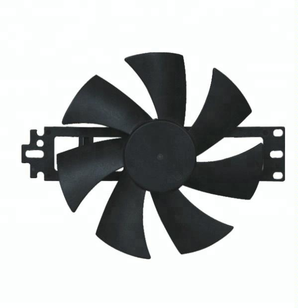 Toyon dc 18v axial fan brushless bracket cooling fan