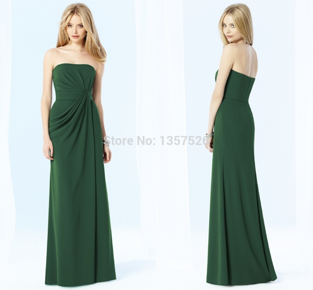 hunter green dresses - photo #41