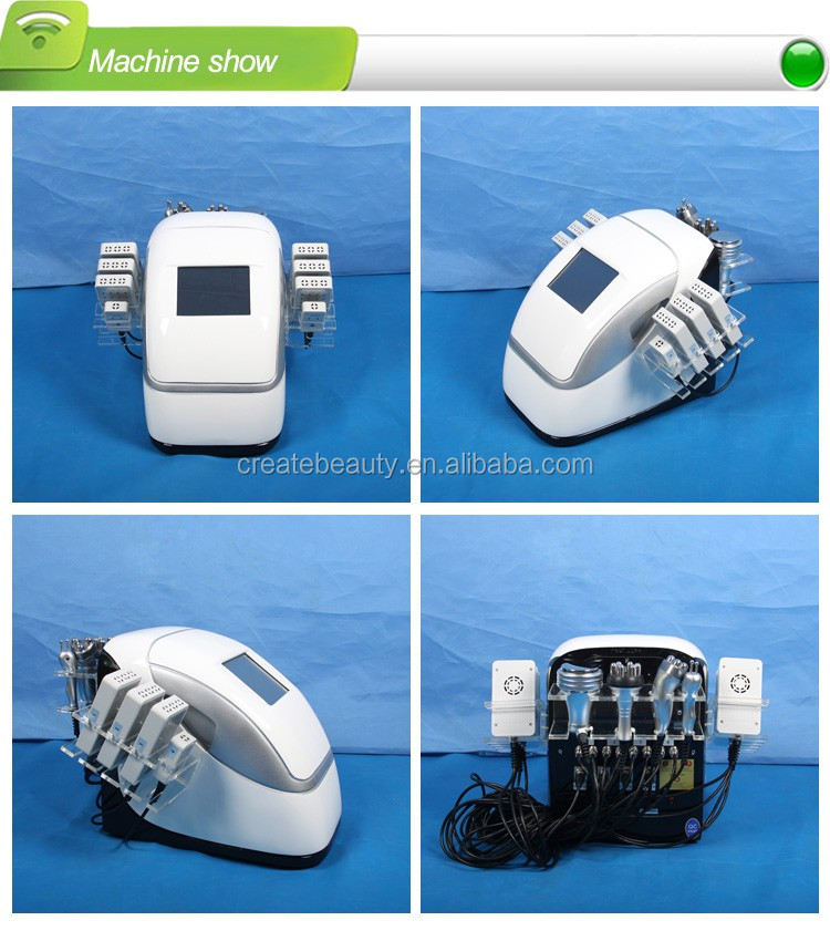 radio frequancy and cavitation slimming machine for sale