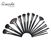 New 15 pc Elegant High End Cosmetic brush Makeup brush