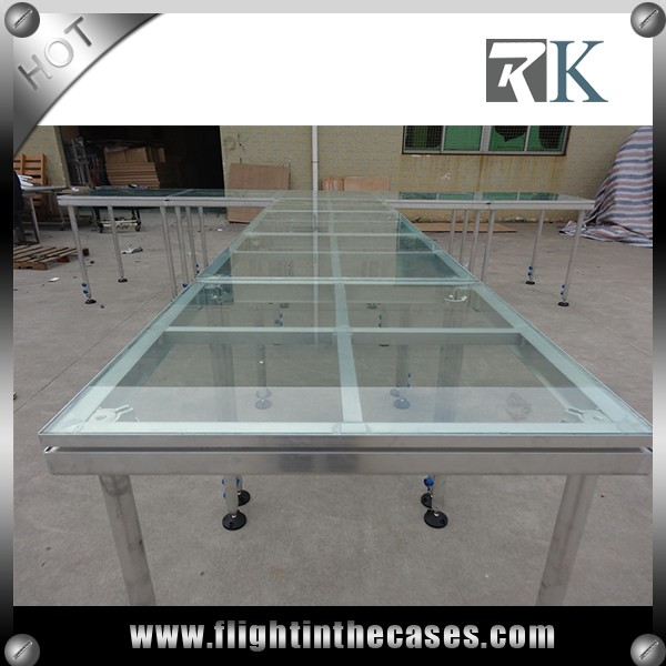 outdoor concert stage glass stage wedding stage for sale mobile stage