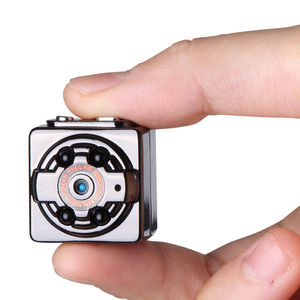 Super Mini 1080P Portable Small Cam Motion Detection Camera with Night Vision for Home / Office Security Camera