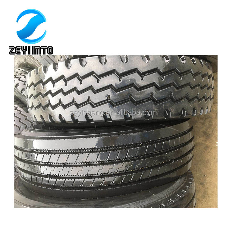 Wholesale Used China Good Tyre Prices 9.00r20 10.00r20 11.00r20 12.00r20 All Steel Radial Truck <strong>Tire</strong> with Tube.