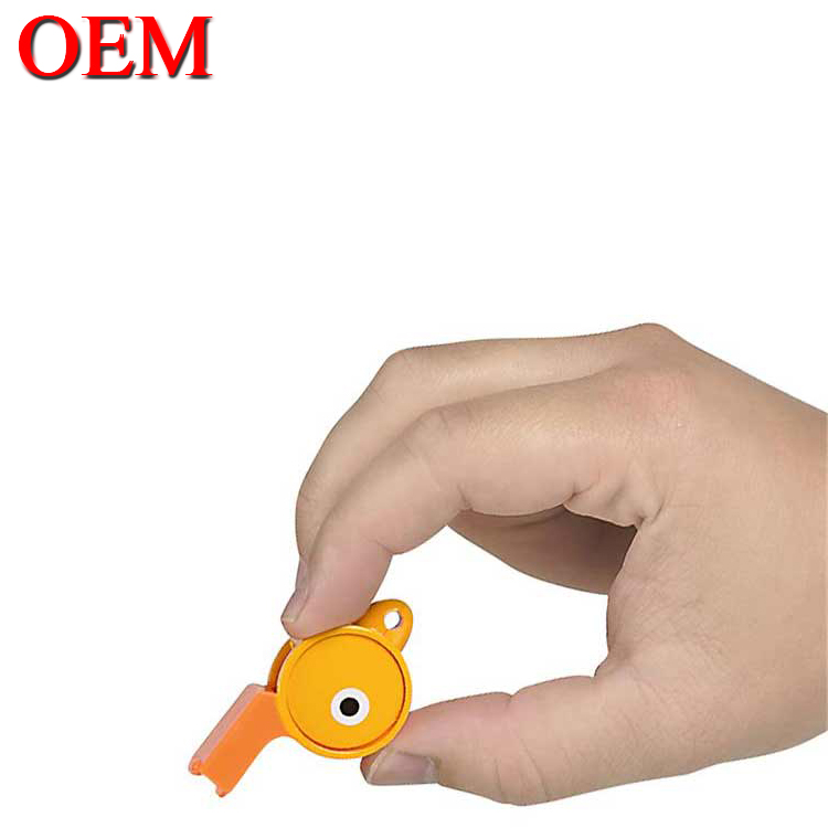 Creative Plastic Cartoon Bird Shape Whistle