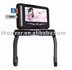 "8.5"" central armrest DVD Player+USB/SD/IPOD+TV(TZ-AR850TV)"