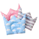 Hot selling colorful cute newborn baby pillow baby crown pillow baby room decoration pillow