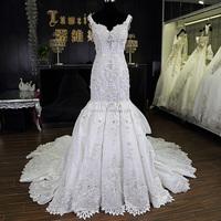 Hand Beaded wedding dress bridesmaid dress in Guangzhou