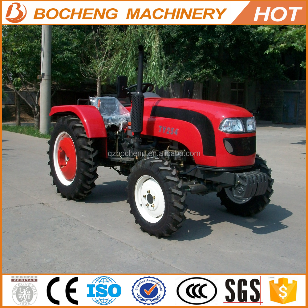 Pasonny High Quality 254 25HP 4WD Mini Farm Tractor For Sale