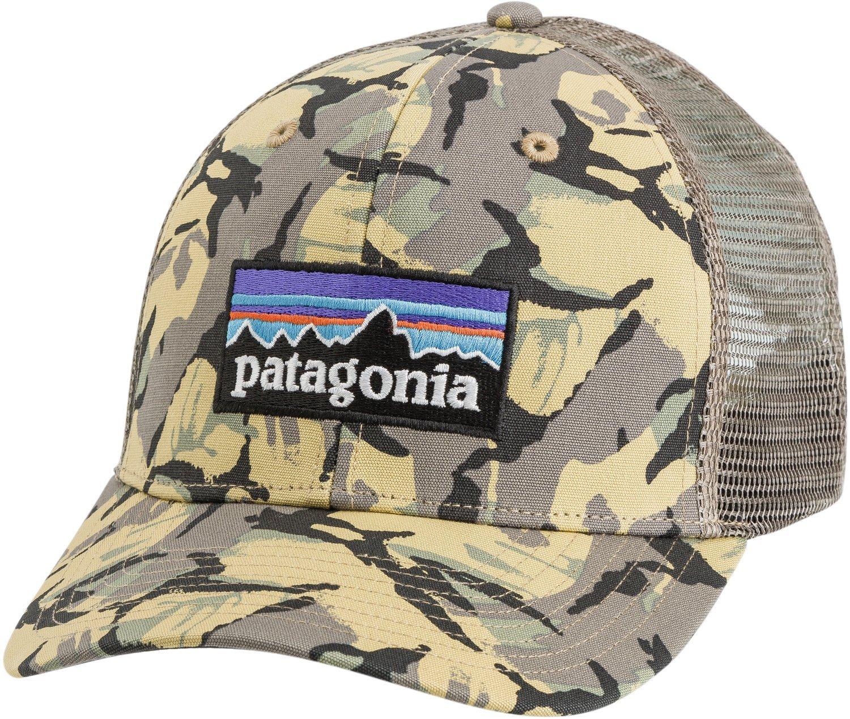 80cb634c142b7 Get Quotations · Patagonia Mens Hat One Size Big Camo Tan
