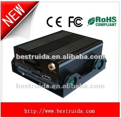 Hot sale CCTV recorder with GPS H.264 HD dvr digital recorder