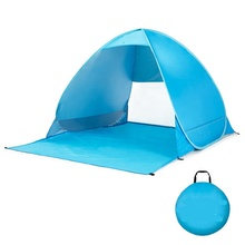 2019 Hot Menjual Satu Lapisan <span class=keywords><strong>Pop</strong></span> Up Beach Tenda Di Pantai
