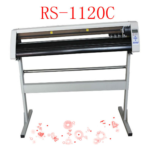 Redsail Artcut software cheap cutting plotter Vinyl RS1120C with CE and RoHS