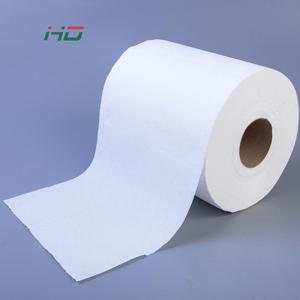 Manufacturer Ultra Absorbent disposable cheap biodegradable paper towel