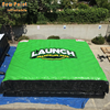 2019 trampoling park soft inflatable air bag for jumping