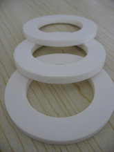 Alumina ceramic screw with ring