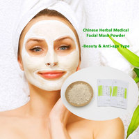 best selling medicated beauty mask anti wrinkle cream whiten face mask powder for black skin