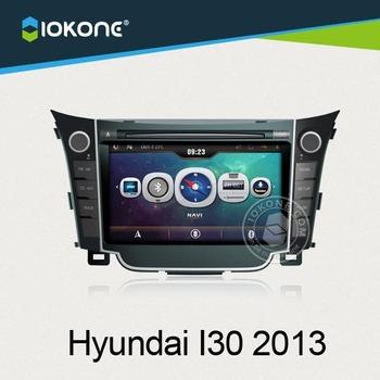 double din 7 hyundai i30 car dvd gps navigation system. Black Bedroom Furniture Sets. Home Design Ideas