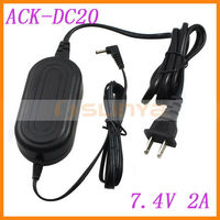 Promotion Camera AC Adapter ACK-DC20 for Canon EOS Digital Rebel 400D ETC