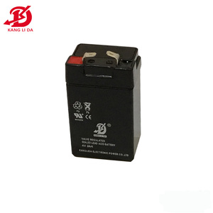 Battery manufacturer in China/lead acid battery 4v2ah/LED light battery4v