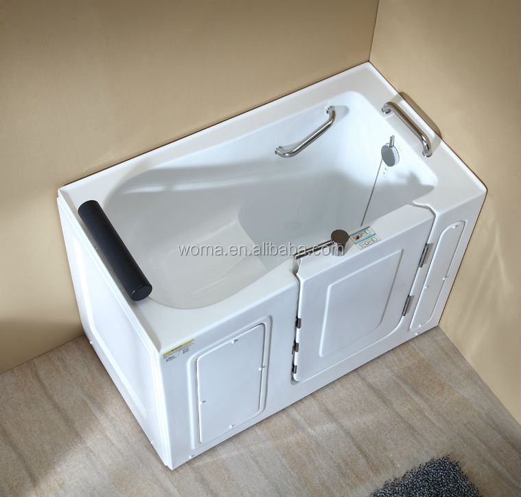 Small Bathroom Bathtub Chinese Hot Tub Parts One Person Hot Tub Q378 ...