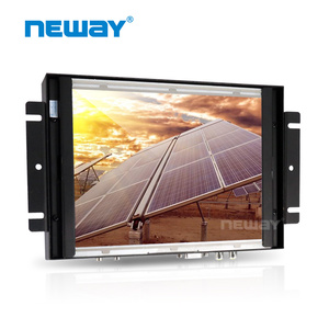 8 inch Screen 4:3 Open Frame LCD monitor with HD.MI VGA Input