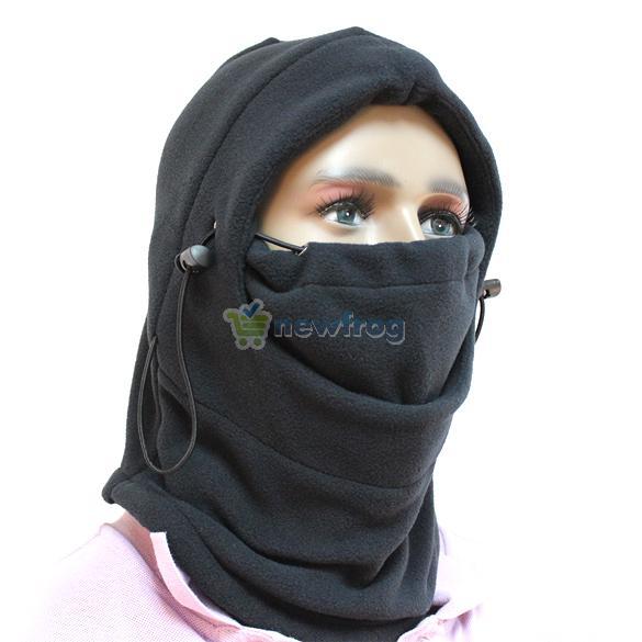 Мода многофункциональный тепловая руно балаклаве гуд полиция сват ветер пробка S7NF