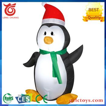2017 Promoción Pingu Pingüinos Inflables Cantar Nuevo Lowes ...
