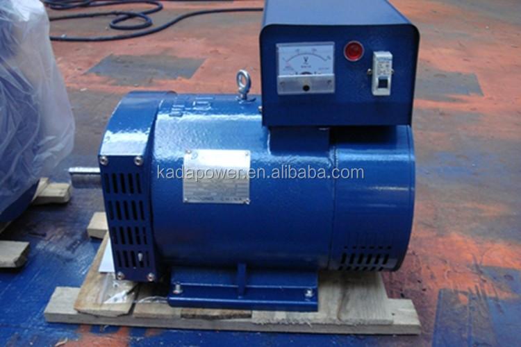 Chinese Supplier 3kw Alternator 3kva Dynamo Generator Supplier ...