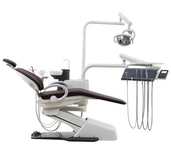 Luxe Design Fauteuil.Sonz Nouveau Design Fauteuil Dentaire De Luxe Avec Lumiere Led