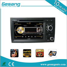 Car dvd player with car audio/BLUETOOTH/DVD/VCD/CD/MP4/MP3/AM/FM for AUDI A4 2002-2008