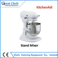 KitchenAid Countertop Stand Tilt-Head Food/Flour/Cream Mixer Model 5K5SSWH with 5 Quart