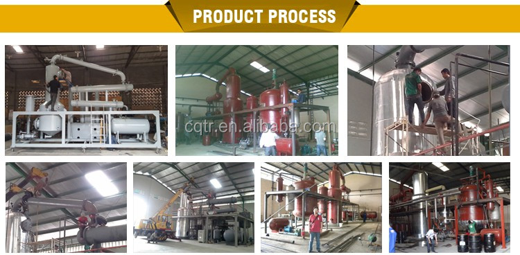 waste kerosene oil distillation machine new product launch in china