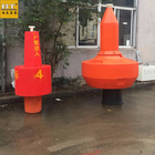 Marine Gps Floating Marine Buoy PE Material Marine Gps Ais System Light Floating Marker Buoy