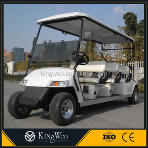 CE 6 seats golf cart electric, View golf cart