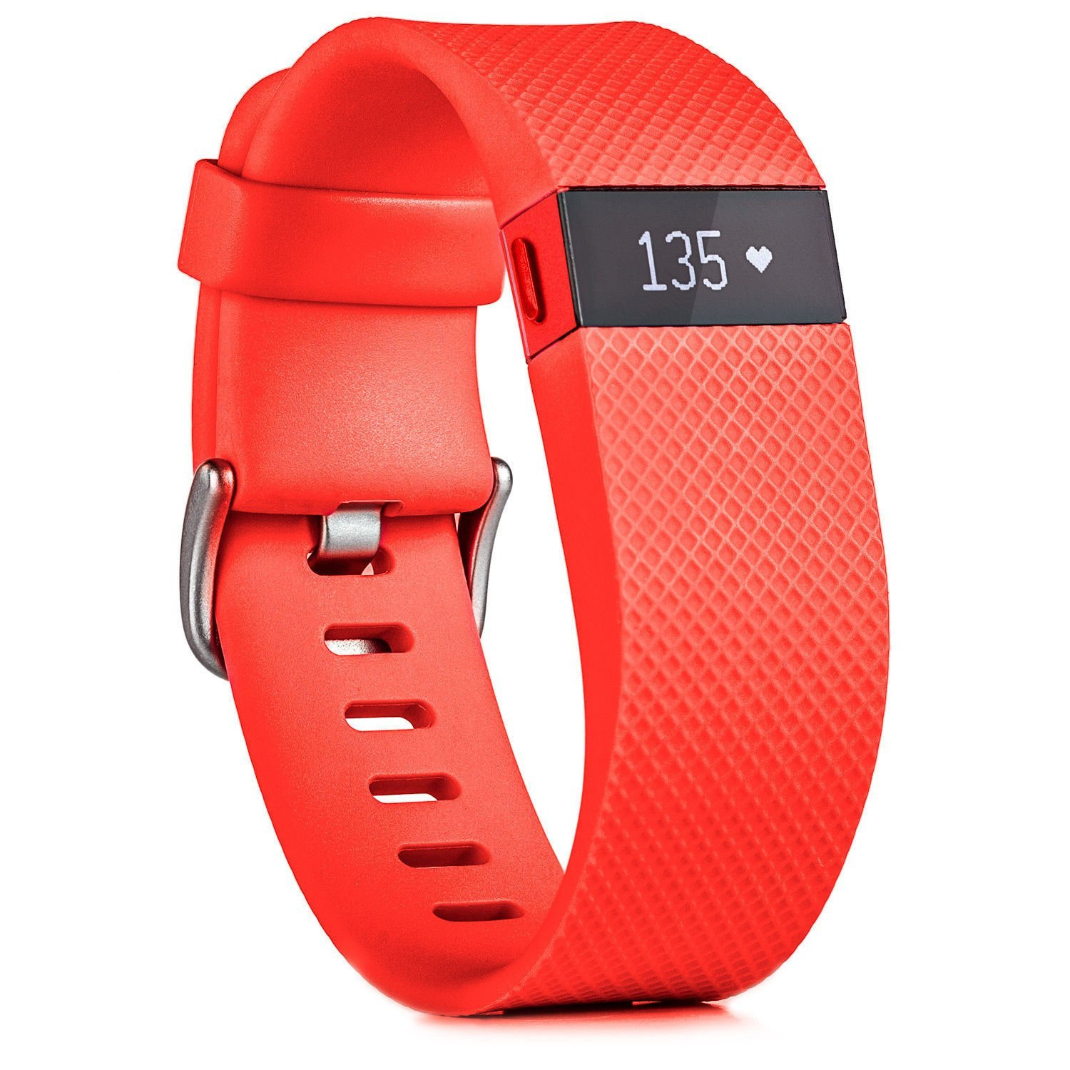 Tangerine Fitbit Charge HR Activity, Heart Rate + Sleep Wristband (Small) (small)