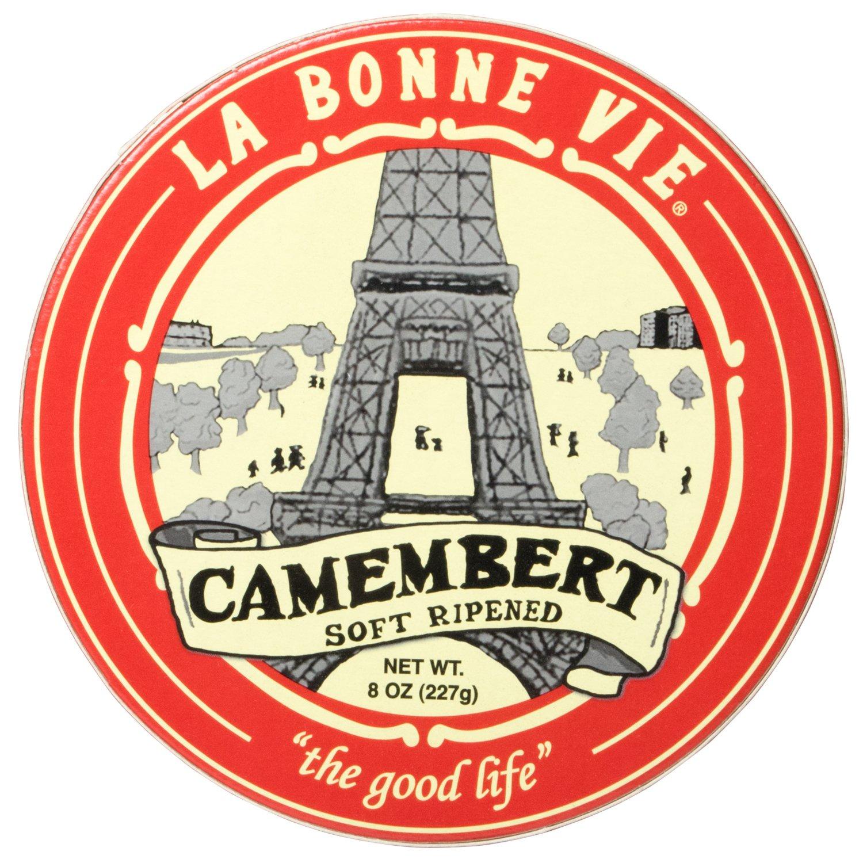 LA BONNE VIE Camembert Mini Wheel, 8 oz