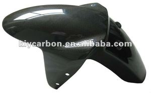 Triumph carbon fiber motorcycle parts