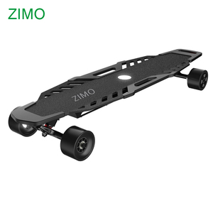 4 Wheels Wireless Remote Control Customized Diy Electric Skateboard, Electric Skateboard Board with Led Lights