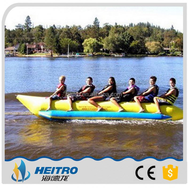 OEM Or ODM Cheapest High Quality Inflatable Banana Boat