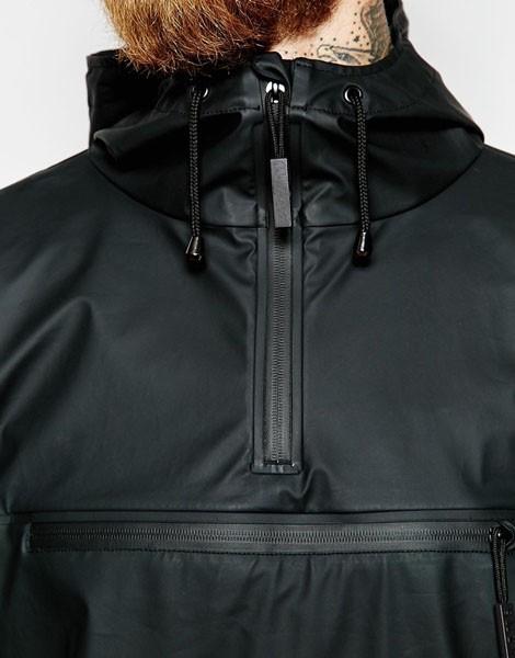 91eec977d China Suppliers High Quality Men Fashion Winter Custom Overhead Hoodies Man  Waterproof Rain Jackets Coat - Buy Rain Coat,Custom Hoodies,Hoodies Men ...