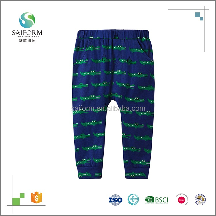 Wholesale Newest Casual Wear Baby Boys Funky Pants