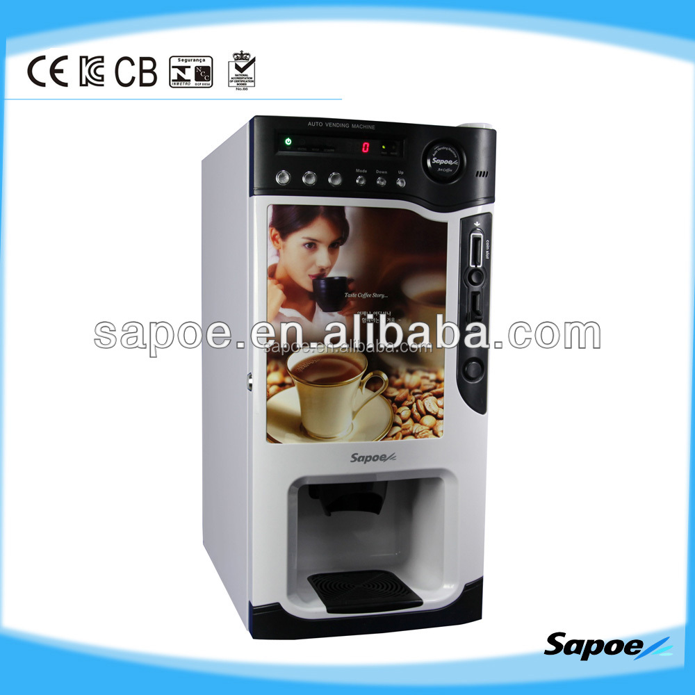 coffee dispenser coin operated vending machine