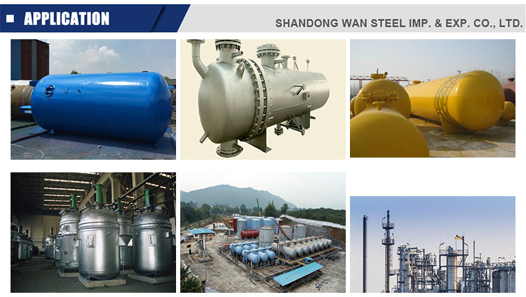 Q235 Customized Carbon Steel Ellipsoidal Tank Head Dish End for Pipe Fittings and Pressure Vessels Mytext
