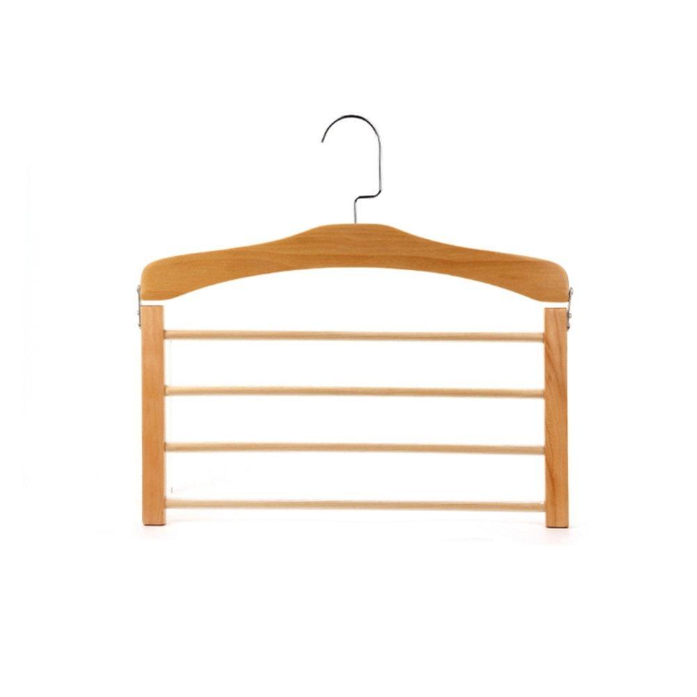 Get Quotations · wooden pants rack/ wooden pants hanging/Versatile multilayer wooden coat hanger/ storage rack  sc 1 st  Shopping Guide - Alibaba & Cheap Wooden Coat Hanger 2 Pants find Wooden Coat Hanger 2 Pants ...